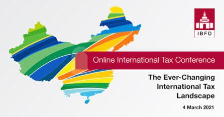International Tax Conference (China)