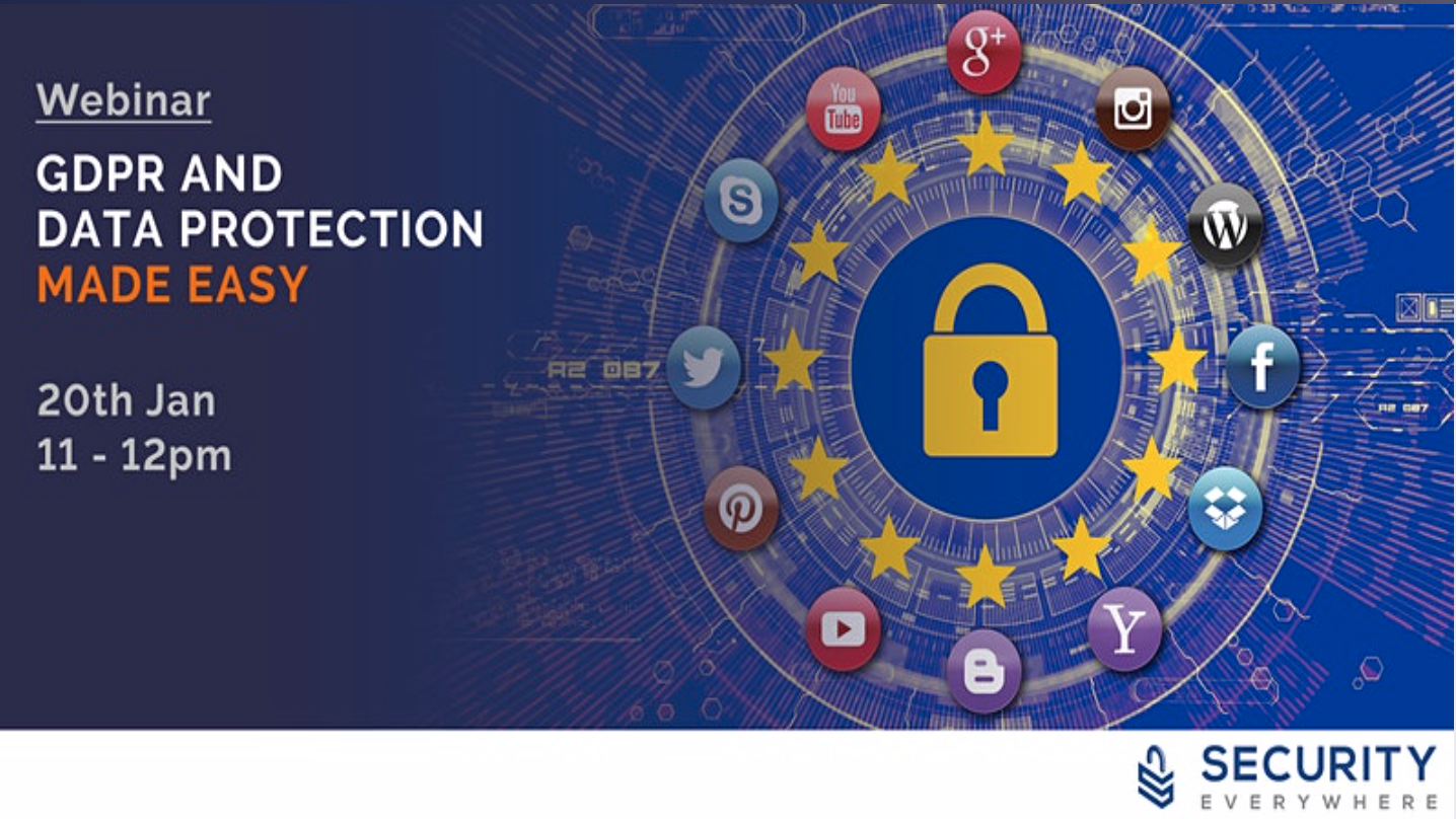 GDPR and Data Protection Made Easy February 2021