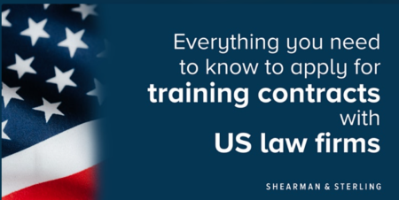 How to apply for training contracts with US law firms - LSE