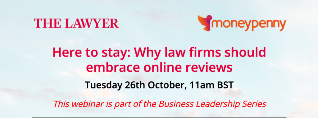Here to stay: Why law firms should embrace online reviews